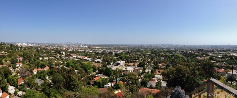 Hollywoods view